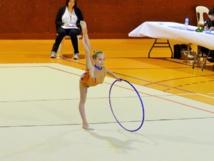 Direction les championnats de France individuel de Gymnastique Rythmique