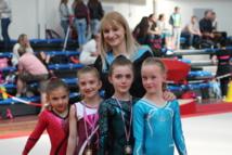 AMGA Gymnastique Féminine Finale Régionale Individuelle