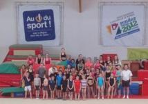 Le complexe gymnique et l'AMGA ré accueillent des délégations étrangères