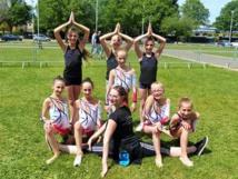 Championnat de France de Gymnastique Rythmique à Nîmes