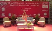 Gym Rythmique: Une très bonne expérience en élite !