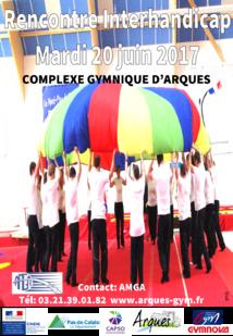 AMGA: Rencontre Gymnique Inter-handicap