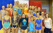 AMGA: 9 médailles pour la gymnastique rythmique arquoise