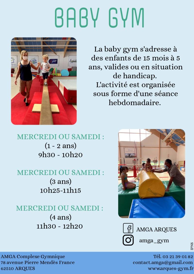 Activités pour les 1-5 ans Baby gym et Eveil