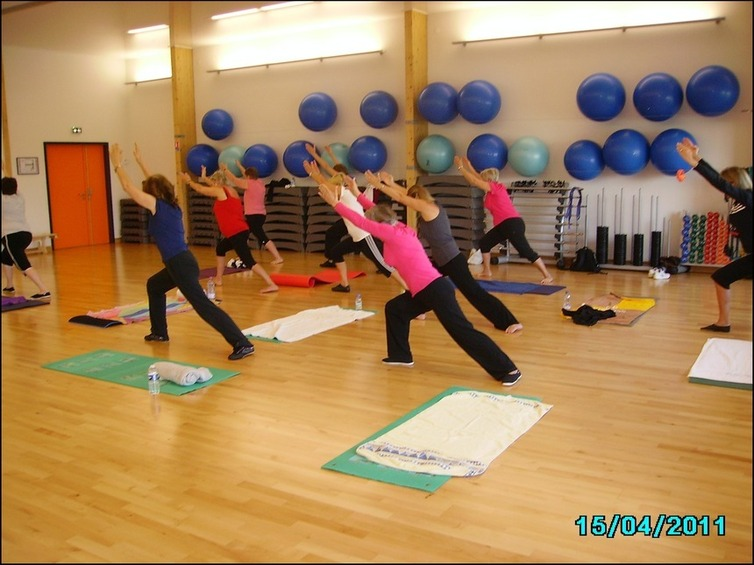 salle de Fitness et de danse