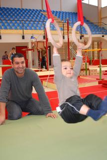 La Baby Gym à l'AMGA