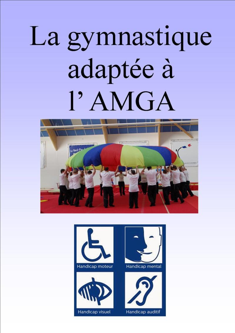 La gymnastique adaptée à l'AMGA