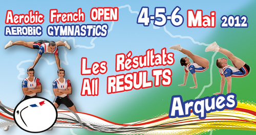 FRENCH AEROBIC OPEN : ALL RESULTS