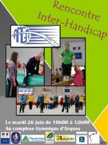 Rencontre Inter handicap