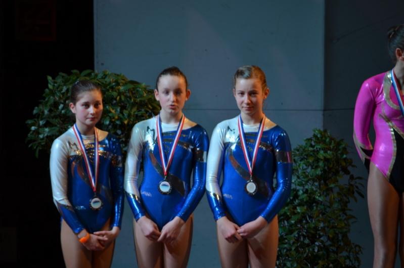 Les athlètes de l'aéro en tournoi international