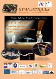 Championnat de France universitaire de Gymnastique