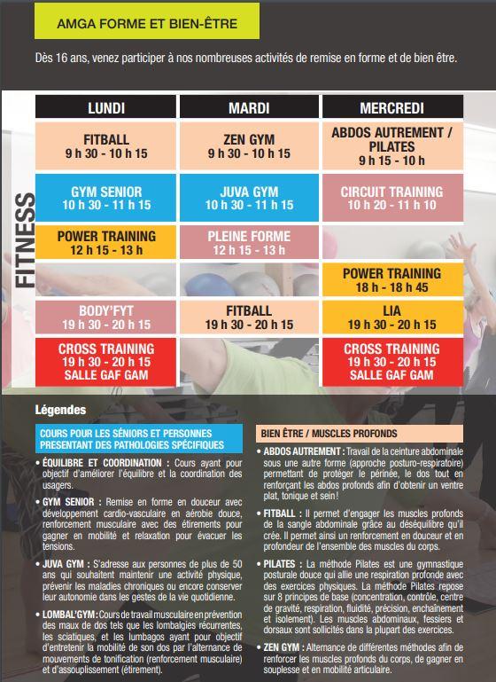 Reprise des cours en intérieur le 9 juin 2021 pour les majeurs