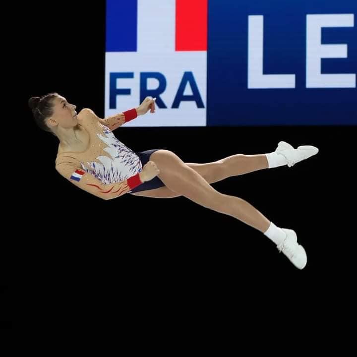Maëlys : Championne d'Europe à Pesaro!!!