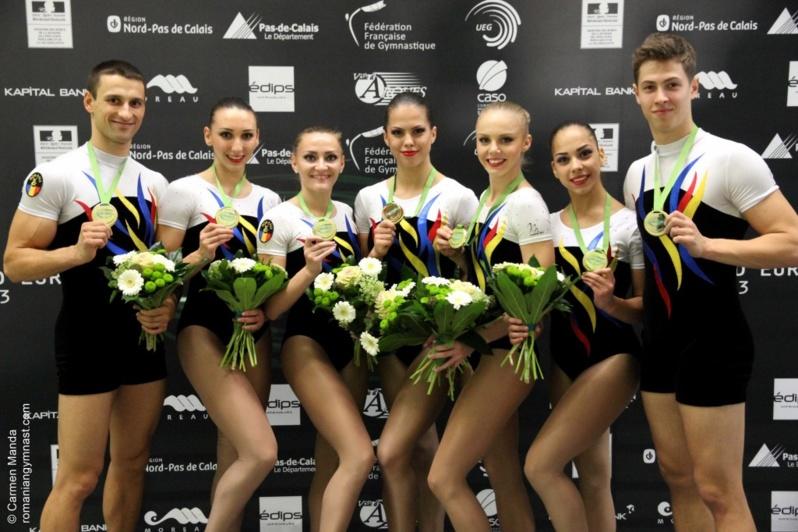 Mircea Zamfir, Corina Constantin, Andreea Bogati, Bianca Becze, Anca Surdu, Diana Deac, Marius Petruse