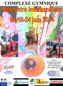Rencontre Interhandicap 2014