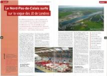 Terrain de Sports magazine octobre 2014
