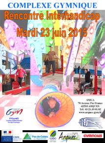 Rencontre Interhandicap 2015