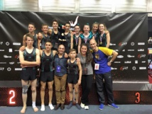 TUMBLING : CHAMPIONNAT DE FRANCE des divisions nationales