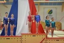 Résultats WAG AG1 Concours Général du Vendredi 11 décembre 2015