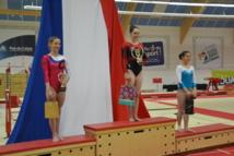 Résultats WAG junior Senior Concours général Vendredi 11 décembre 2015