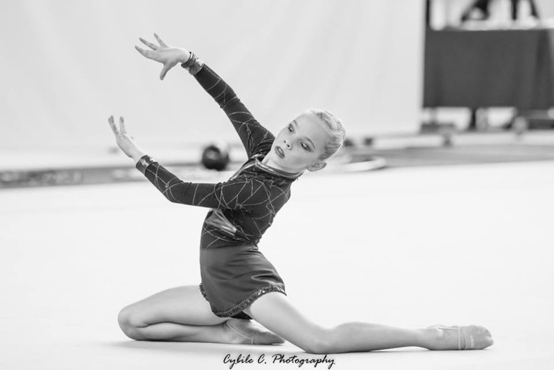 Championnat de France GR individuel 23/01/16