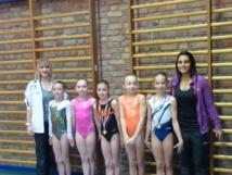 Résultats Finales régionales individuelles GAF Grande-Synthe 30-31/01/2016