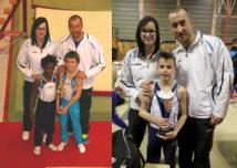 2 Qualifications pour l'AMGA pour les Championnnats de France de Gymnastique Artistique Masculine
