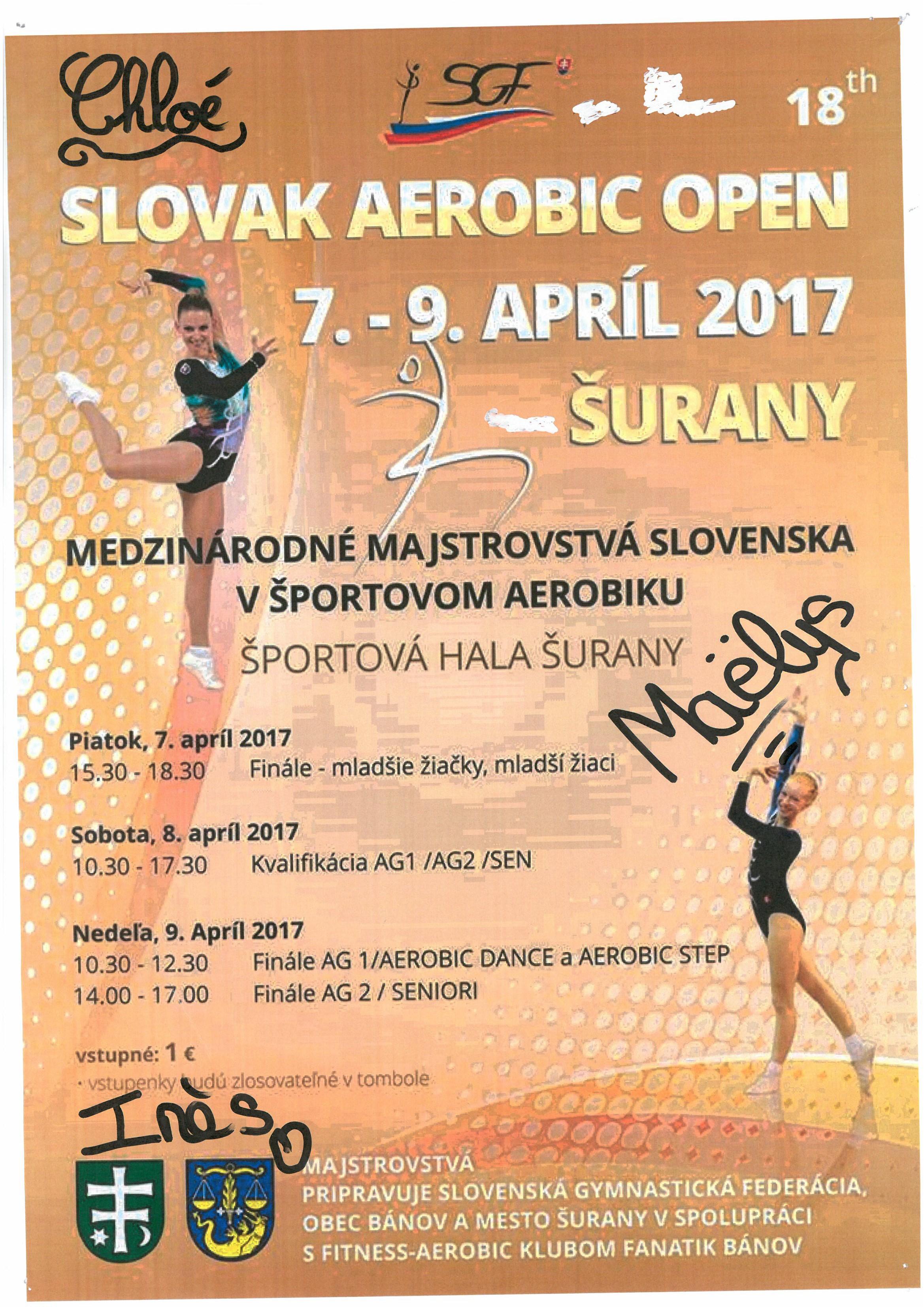 Tournoi international de Slovaquie