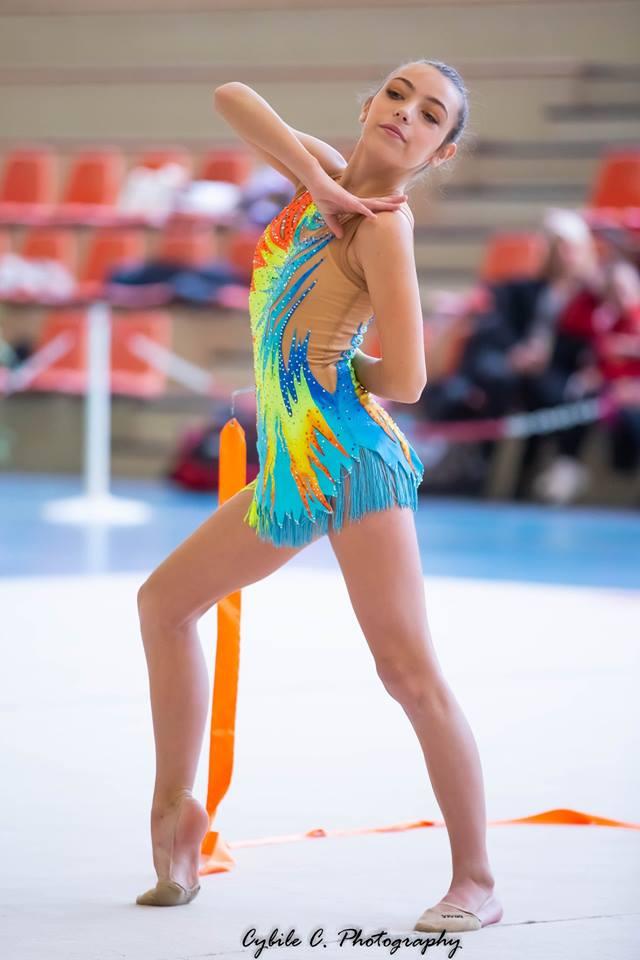 La Gymnastique Rythmique en images