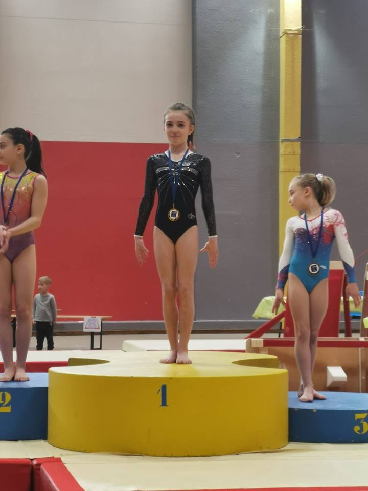 AMGA : Gymnastique Féminine Performance Amiens les 23 et 24 mars 2019