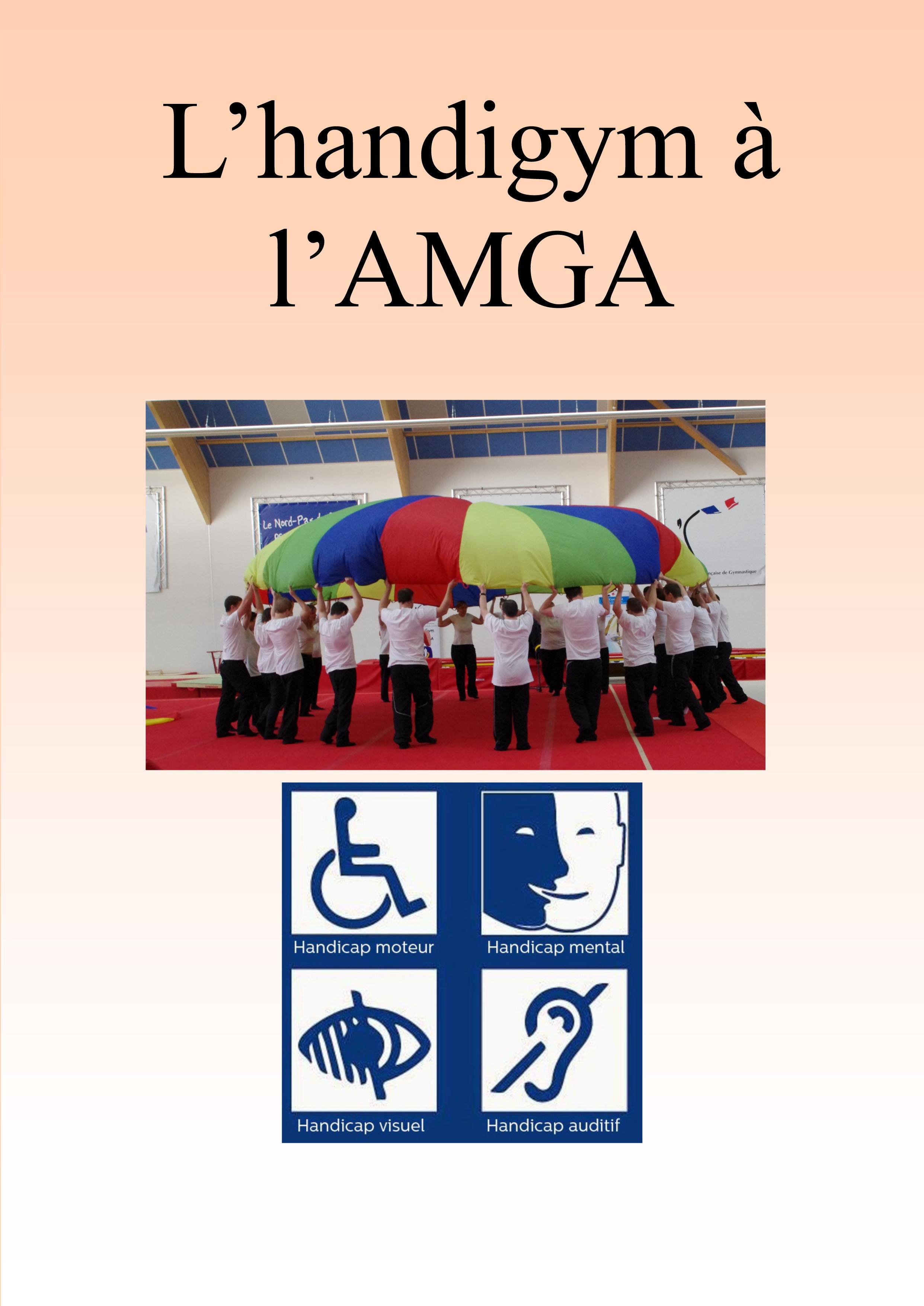 L'handigym à l'AMGA, l'accueil des structures spécialisées