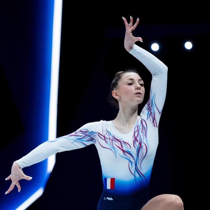 Maëlys effleure le podium aux championnats du monde