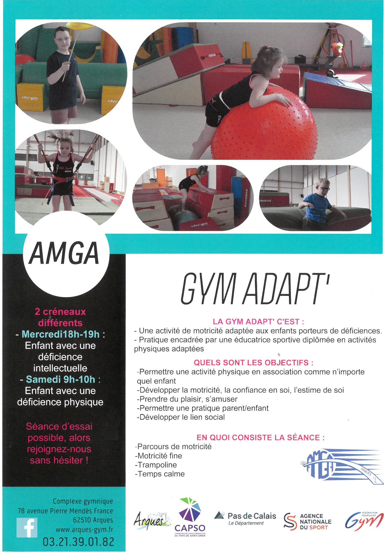 AMGA: INSCRIPTIONS 2021/2022