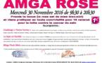 AMGA Rose pour la lutte contre le cancer du sein