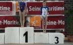 Une arquoise qualifiée pour les Championnats de France Individuelle en Gymnastique Artistique Féminine à Cognac