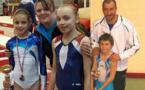 3 gymnastes qualifiés pour les Championnats de France de Gymnastique Artistique individuel à Cognac