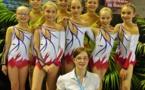 Gymnastique Rythmique: en route pour les Championnats de France
