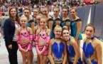 Gymnastique Rythmique: Une représente de l'AMGA au championnat de France