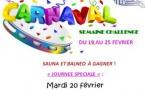 Semaine Challenge Carnaval