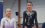 Championnat Interdépartemental de Gymnastique Artistique Féminine à Saint Laurent Blangy les 17 et 18 Février 2018