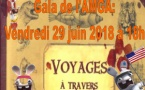 "GALA de l'AMGA: ""Voyages à travers le temps"""