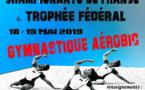Dossier de presse Championnat de France de Gymnastique Aérobic et Trophée Fédéral 18 & 19 Mai 2019