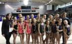 Gymnastique Rythmique: Finales Interdépartementales des 23 et 24 mars 2019