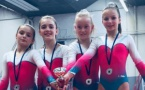 GAF: Nationale performance 10-13 ans l'AMGA Vice-Championne régionale!
