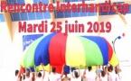 Rencontre Interhandicap le mardi 25 juin 2019 en matinée