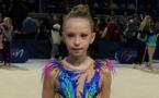 Une arquoise aux Championnats de France individuels de Gymnastique Rythmique