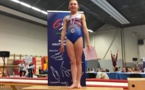 AMGA: GYMNASTIQUE PERFORMANCE NATIONALE 15 ANS: CLARA BEAUBOIS VICE Championne INTERDEPARTEMENTALE
