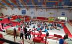 AMGA Rencontre Inter structure handicap au complexe gymnique d'Arques:Du sport, du partage et de l'émotion !!!!