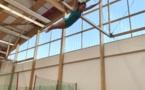 AMGA: Jade ARICKX vise les  Championnats d'Europe Juniors de Trampoline