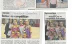 Article Gymnastique Rythmique